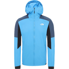 The North Face Impendor Light WindWall Jacket Men, clear lake blue/blue wing teal